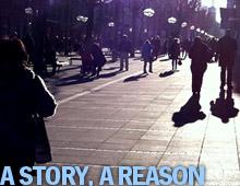 A Story, A Reason